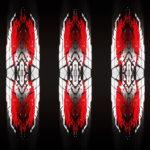 vj video background Power-Line-Wall-geometric-pattern-red-white-lines-Full-HD-Video-Art-VJ-Loop_003