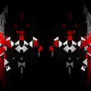 Red-Rye-geomety-pattern-pillars-animation-Video-Art-Vj-Loop_002 VJ Loops Farm