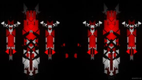 vj video background Red-Rye-geomety-pattern-pillars-animation-Video-Art-Vj-Loop_003