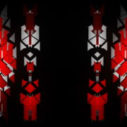 Red-Rye-geomety-pattern-pillars-animation-Video-Art-Vj-Loop_007 VJ Loops Farm