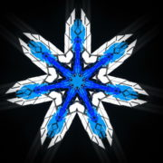 Septener-Star-Of-The-Magicians-blue-geometric-7-points-symbolik-snowflake-video-art-vj-loop_005 VJ Loops Farm
