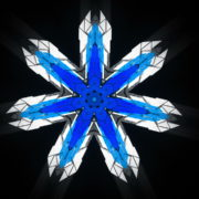 Septener-Star-Of-The-Magicians-blue-geometric-7-points-symbolik-snowflake-video-art-vj-loop_006 VJ Loops Farm