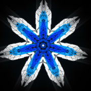 Septener-Star-Of-The-Magicians-blue-geometric-7-points-symbolik-snowflake-video-art-vj-loop_008 VJ Loops Farm