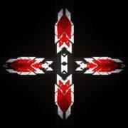 Templar-geometric-cross-sign-white-red-symbol-Video-Art-Vj-Loop_002 VJ Loops Farm