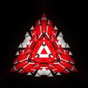 Triangle-geometric-fire-pattern-red-symbol-Full-HD-Video-Art-Vj-Loop_004 VJ Loops Farm