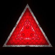 Triangle-geometric-fire-pattern-red-symbol-Full-HD-Video-Art-Vj-Loop_006 VJ Loops Farm