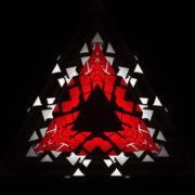 Triangle-geometric-fire-pattern-red-symbol-Full-HD-Video-Art-Vj-Loop_009 VJ Loops Farm
