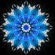 vj video background Twelve-points-star-snowflake-christmas-techno-geometric-sign-video-art-VJ-Loop_003