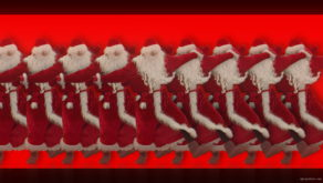 vj video background Christmas-Santa-Claus-Dancing-RAVE-Jump-4K-Video-VJ-Footage-1920_003