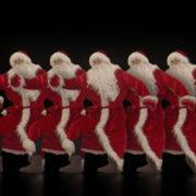 Christmas-Santa-Claus-Dancing-RAVE-Jump-4K-Video-VJ-Footage-1920_004 VJ Loops Farm