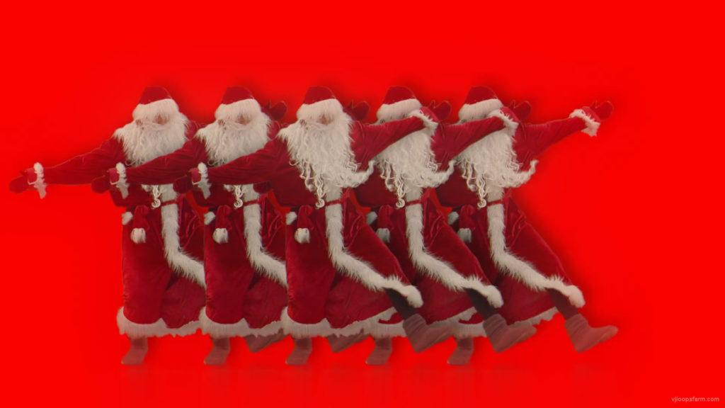 vj video background Dancing-Santa-Claus-Sliding-body-to-the-Rave-Strobbing-Effect-VJ-Art-4K-Video-Footage--1920_003