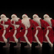 Dancing-Santa-Claus-Sliding-body-to-the-Rave-Strobbing-Effect-VJ-Art-4K-Video-Footage--1920_004 VJ Loops Farm