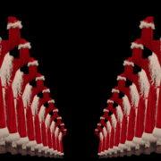 Double-Beat-by-Santa-Claus-Twins-EDM-Video-Art-4K-VJ-Footage-1920_004 VJ Loops Farm