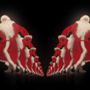Happy-santa-claus-dancing-tunnel-through-black-background-VJing-Video-Art-Footage-1920_004 VJ Loops Farm