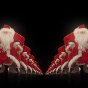Happy-santa-claus-dancing-tunnel-through-black-background-VJing-Video-Art-Footage-1920_006 VJ Loops Farm