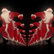 Happy-santa-claus-dancing-tunnel-through-black-background-VJing-Video-Art-Footage-1920_007 VJ Loops Farm