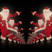 Happy-santa-claus-dancing-tunnel-through-black-background-VJing-Video-Art-Footage-1920_008 VJ Loops Farm