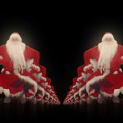 Happy-santa-claus-dancing-tunnel-through-black-background-VJing-Video-Art-Footage-1920_009 VJ Loops Farm