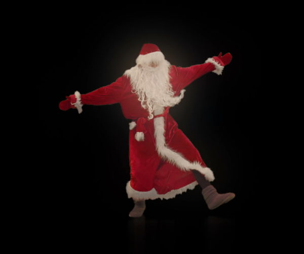 vj video background Happy-santa-dance-and-jump-to-the-tune-over-black-background-1920_003