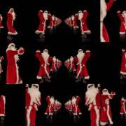 Santa-Claus-Dance-in-Tunnel-Flight-4K-Video-Art-Vj-Footage-1920 VJ Loops Farm