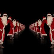 Santa-Claus-Dance-in-Tunnel-Flight-4K-Video-Art-Vj-Footage-1920_002 VJ Loops Farm