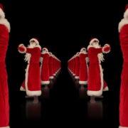 Santa-Claus-Dance-in-Tunnel-Flight-4K-Video-Art-Vj-Footage-1920_004 VJ Loops Farm