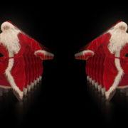 Santa-Claus-on-Rave-Jump-in-tunnel-flow-on-black-background-VJing-Video-Art-Footage-1920_004 VJ Loops Farm