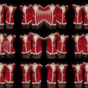 Three-Beats-by-Santa-Claus-in-the-tunnel-flow-Video-Art-VJ-Footage-1920 VJ Loops Farm