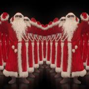 Three-Beats-by-Santa-Claus-in-the-tunnel-flow-Video-Art-VJ-Footage-1920_006 VJ Loops Farm