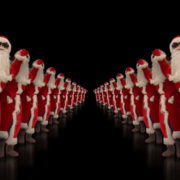 Tunnel-of-Dancing-Santa-Clauses-isolated-on-black-background-4K-Video-Art-VJ-Footage-1920_002 VJ Loops Farm