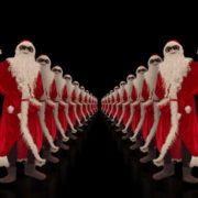 Tunnel-of-Dancing-Santa-Clauses-isolated-on-black-background-4K-Video-Art-VJ-Footage-1920_005 VJ Loops Farm