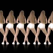 Amazing-girl-making-dancing-infinity-looping-element-twerking-hips-isolated-on-black-background-4K-VJ-Footage-1-1920_008 VJ Loops Farm