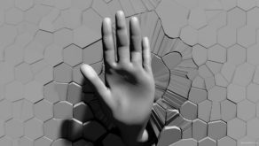 3D-Animated-Hand-appears-from-cracked-wall-with-welcome-gesture-video-mapping-loop-nicm6j-1920_008 VJ Loops Farm