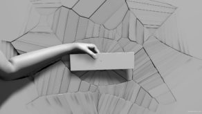 3D-Hand-showing-mockup-plate-on-cracked-wall-projection-mapping-loop-dviqhw-1920_006 VJ Loops Farm