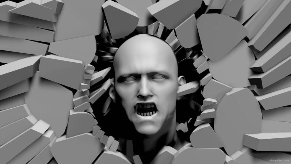 vj video background Angry-face-brakes-through-the-wall-3D-animation-projection-mapping-loop-1q4jwb-1920_003
