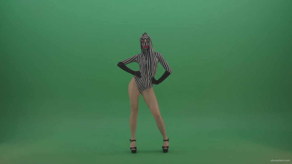 vj video background Ass-shake-beats-by-edm-go-go-girl-dance-isolated-on-green-screen-ohfhg3-1920_003