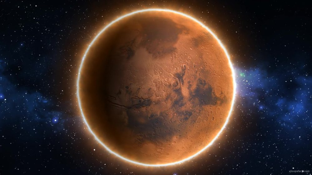 vj video background Beautiful-View-of-Spinning-Planet-Mars-from-Space-jlhnns-1920_003