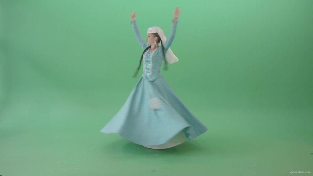 Caucasian-Girl-spinning-in-Georgian-dance-isolated-on-Green-Screen-4K-Video-Footage-4ddkmx-1920_007 VJ Loops Farm