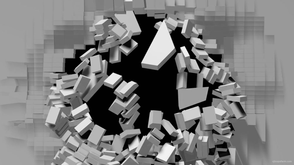 vj video background Exploded-Bricks-Wall-3D-Mapping-Video-Loop-jxjnst-1920_003