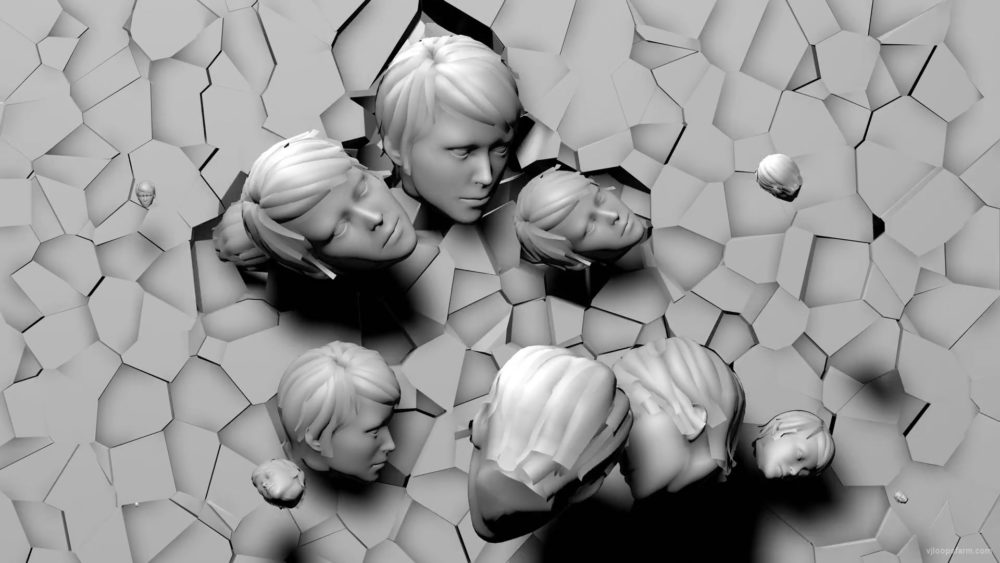 vj video background Female-Heads-dancing-on-3D-Video-Mapping-Wall-Projection-Loop-xdirks-1920_003