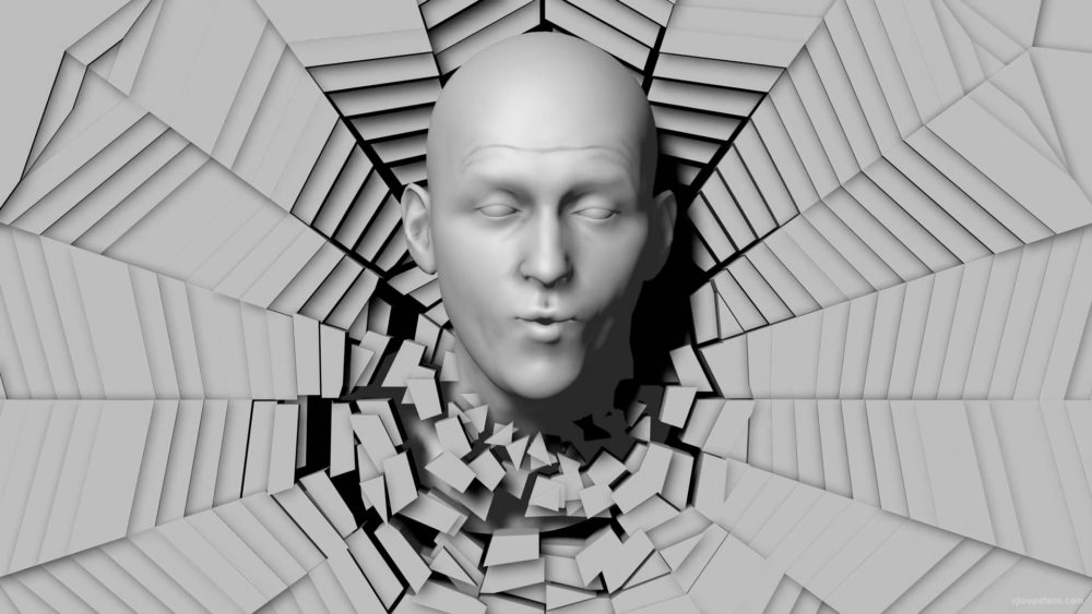 Kissing-3D-Face-on-Abstract-Wall-Projection-Mapping-Loop-0hfb5l-1920_004 VJ Loops Farm
