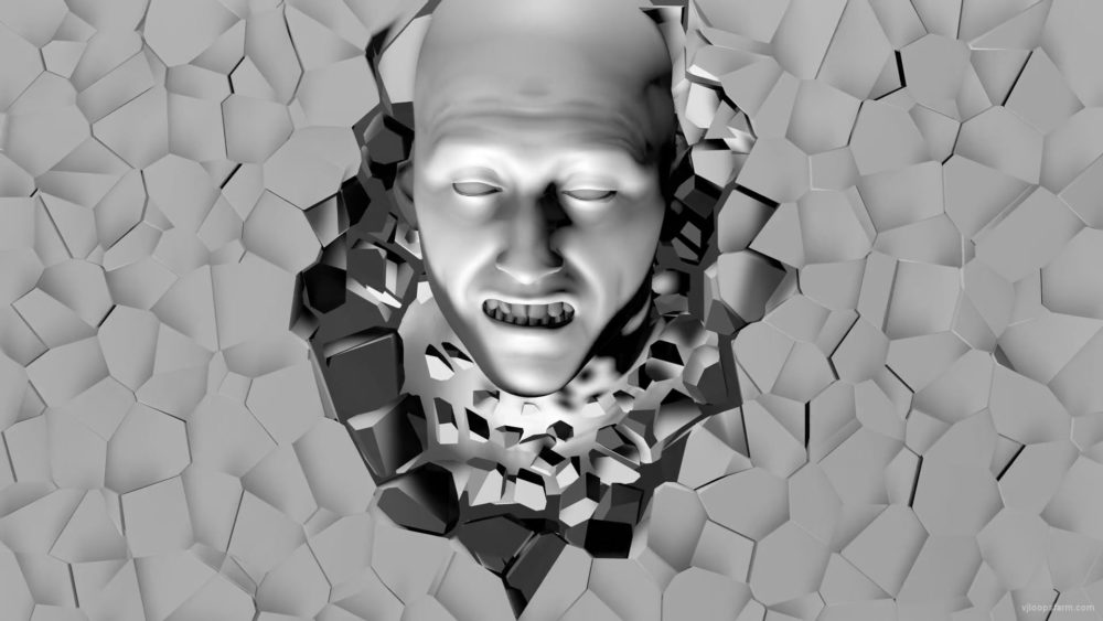 vj video background Scream-Face-Head-Mapping-on-3D-Wall-Video-Loop-swlclv-1920_003