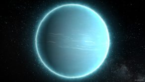 vj video background Space-with-Stars-and-Planet-Uranus-View-from-Space-Timelapse-and-Stars-cmgpjr-1920_003