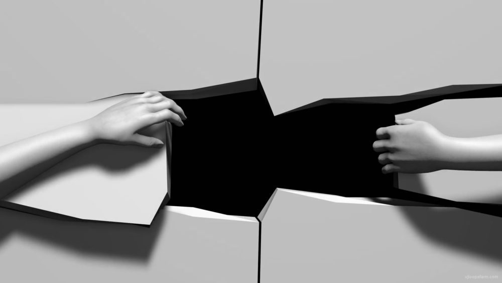 vj video background Two-3D-Hands-disassemble-in-parts-smooth-wall-projection-mapping-loop-i0wzcc-1920_003