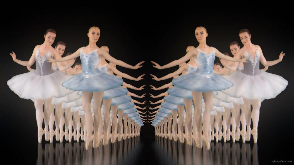 vj video background Ballet-Dance-Video-Art-Collage-by-ballerinas-duet-in-tunnel-4K-Vj-Footage-vcubeu-1920_003