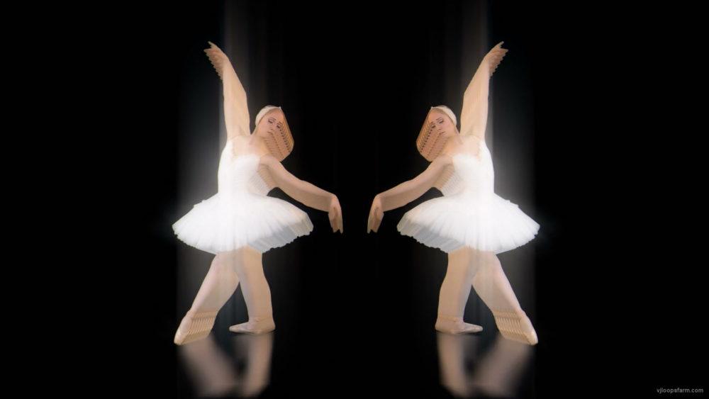 Ballet-Swan-dancing-girl-flying-in-tunnel-on-black-4K-VJ-Footage-yph6bj-1920_002 VJ Loops Farm