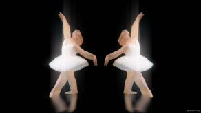 Ballet-Swan-dancing-girl-flying-in-tunnel-on-black-4K-VJ-Footage-yph6bj-1920_002 VJ Loops Farm