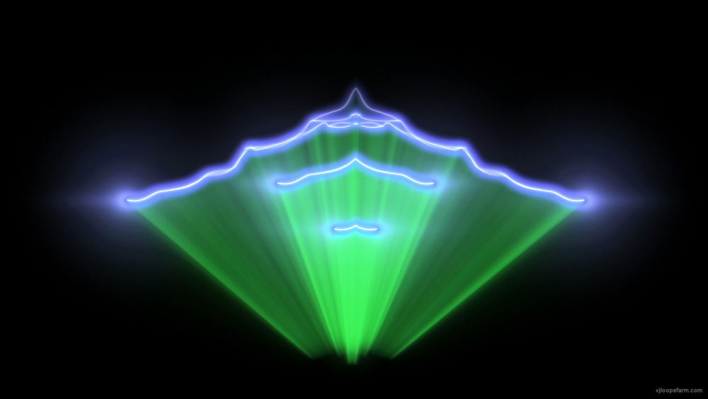 vj video background Central-Lightning-art-visual-element-with-green-rays-video-art-vj-loop-lmqhtx_003