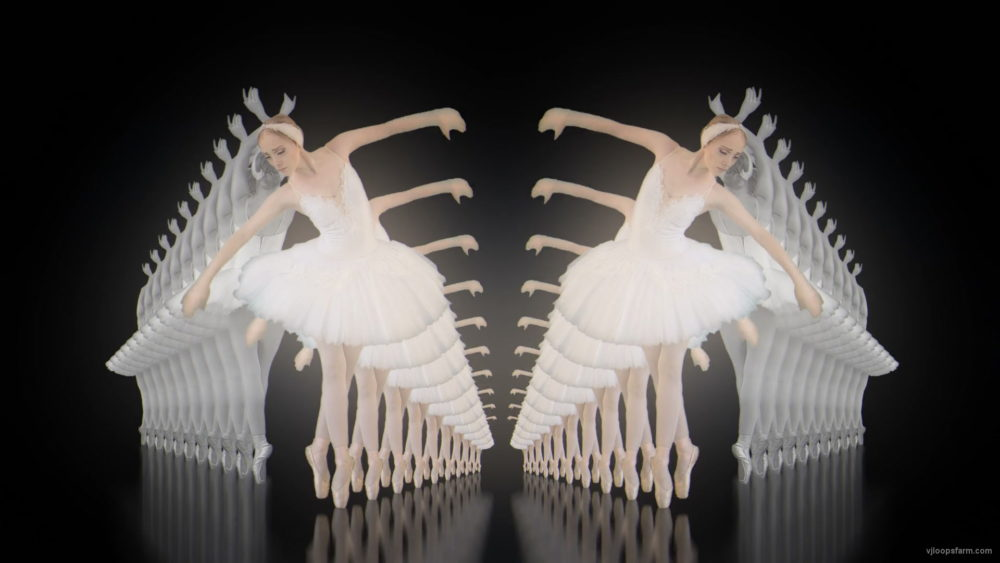 Classic-Ballet-Dancing-Girl-in-Art-Tunnel-4K-VJ-Footage-looped-video-whnhla-1920_008 VJ Loops Farm