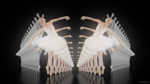 Classic-Ballet-Dancing-Girl-in-Art-Tunnel-4K-VJ-Footage-looped-video-whnhla-1920_008 VJ Loops Farm